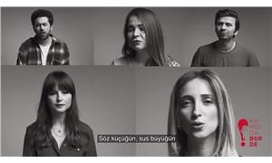 Çocuk istismarına karşı 9 müzisyen bir arada söyledi: Söz küçüğün