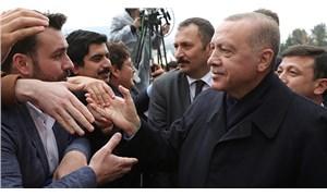 Erdoğan'dan Saray'a giden CHP'li iddialarına yalanlama: Cumhurbaşkanlığımı ortaya koyuyorum