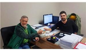 Oyuncu Ahmet Mekin, tüm organlarını bağışladı