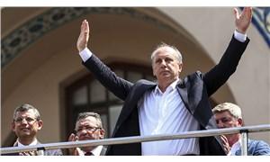 Muharrem İnce: Bu kumpası ancak Kılıçdaroğlu ile birlikte bozarız