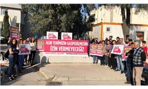 Simo tekstil çalışanları hakları için direniyor