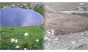 Dipsiz Göl'e ilişkin uzman açıklaması: Eski haline dönmesi mümkün değil, ancak havuz olur!