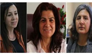 Görevden alınan HDP'li üç belediye eş başkanı tutuklandı