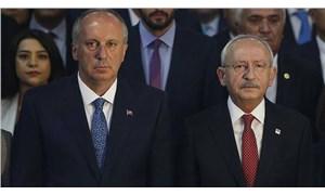 Kılıçdaroğlu'ndan İnce'ye yanıt: Çete aranacaksa Saray'a ve çevresine bakılabilir