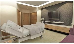 Özel hastanelerde suit oda hizmeti: Oda fiyatları 750 ile 4 bin lira arasında değişiyor