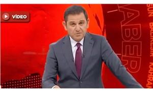 Fatih Portakal'ın Erdoğan taklidi sosyal medyada gündem oldu