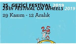 Gezici Film Festivali başlıyor