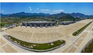 Milas - Bodrum havalimanı ana pisti 2017 yılından bugüne çalışmıyor