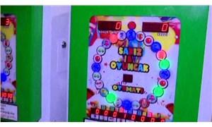 Okul çevrelerindeki sakız ve oyuncak otomatları kumar makinesi çıktı