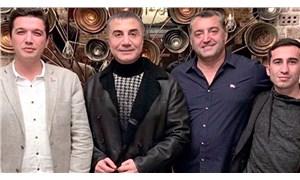 Vatan Partisi il yöneticileri, Sedat Peker'le buluştu: Güzel bir anı!