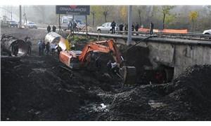 Altyapı çalışmasında göçük: 1 işçi yaşamını yitirdi