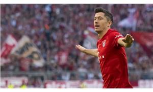Lewandowski, Şampiyonlar Ligi'nde 23 takımı geride bıraktı