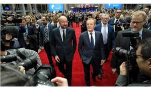 Avrupa Birliği'nin zirvesinde devir teslim