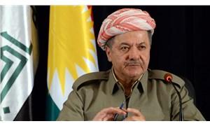Barzani: Irak'taki değişiklikler anayasa çerçevesinde olmalı