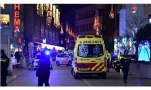 Hollanda Lahey'de bıçaklı saldırı: Yaralılar var