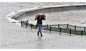 Meteoroloji'den İstanbul ve 9 il için sağanak ve yoğun kar yağışı uyarısı