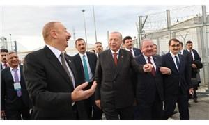 Erdoğan'ın konuşmasından rahatsız olan Yunan heyet, TANAP töreninden ayrıldı