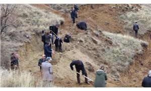 """Malatya'da """"Barış Şehitleri Hatıra Ormanına"""" 103 fidan dikildi"""