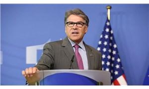 ABD Enerji Bakanı Rick Perry istifa etti