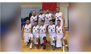 Ankara Barosu, Avrupa Avukatlar Basketbol Turnuvası'nda şampiyon oldu