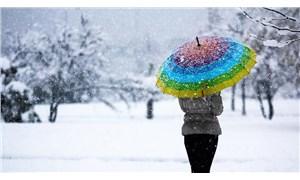 Aralık ayı ile birlikte kar yağışı başladı