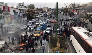 İran'da benzin zammı protestolarıyla ilgili 79 kişi gözaltına alındı