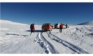 Uludağ'da zirveye çıkmaya çalışan 2 dağcı kayboldu