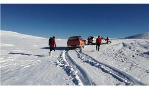 Uludağ'da kaybolan dağcılar aranıyor: Ayak izlerine rastlandı