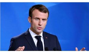 Macron'dan NATO mesajı: Açıklamalarımın arkasındayım