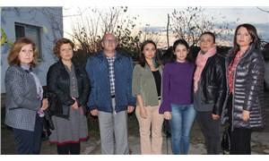 Muğla'daki kadın örgütleri Güleda Cankel'in ailesini yalnız bırakmadı