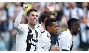 Serie A'da yılın futbolcusu Cristiano Ronaldo