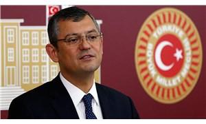 CHP'li Özel'den termik santral yasasına veto açıklaması