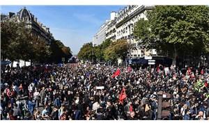 Fransa'da grev vakti