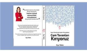 Kadın muhtarların hikayeleri bir kitapta toplandı: 'Cam Tavanları Kırıyoruz'