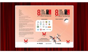 TAKSAV 8. Uluslararası İzmir Tiyatro Festivali başlıyor