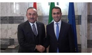 Çavuşoğlu, İtalya Dışişleri Bakanı Luigi Di Maio ile görüştü