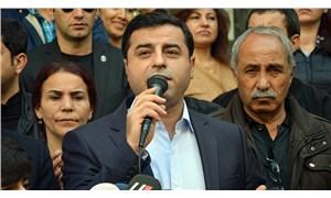 Demirtaş, HDP'nin 'erken seçim' çağrısını değerlendirdi