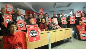 """DİSK asgari ücret teklifini yineledi: """"Net 3 bin 200 TL olmalı"""""""
