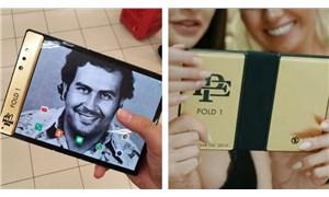 Pablo Escobar'ın kardeşi akıllı telefon üretti