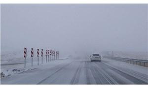 Meteoroloji'den 6 il için kuvvetli buzlanma ve don uyarısı