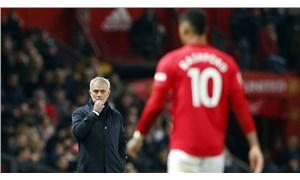 Mourinho ilk yenilgisini eski takımına karşı aldı
