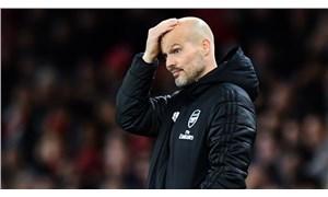 Arsenal'deki kötü gidişata Ljungberg de engel olamadı