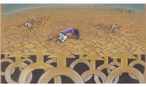 Aydın'da kadına şiddete karşı karikatür yarışması