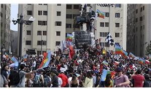 Kolombiya, Haiti, Şili de sokakta