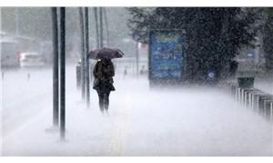 Meteoroloji'den 5 il için yağış, don ve buzlanma uyarısı