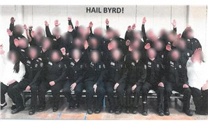 Nazi selamı vererek hatıra fotoğrafı çektiren ABD'li cezaevi çalışanları açığa alındı