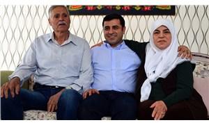 Selahattin Demirtaş'ın anne ve babası trafik kazası geçirdi