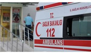 36 işçi kimyasal zehirlenme şüphesiyle hastaneye kaldırıldı