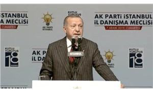 Erdoğan, eski yol arkadaşlarını hedef aldı: Halk Bankasını dolandırmaya çalışıyorlar