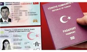Kimlik, pasaport ve sürücü belgeleri ile ilgili yeni açıklama